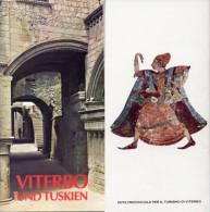 Libretto VITERBO UND TUSKIEN 1979-80, Testi In Tedesco, 88 Pagine - OTTIMO STATO - Europa