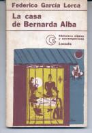 """OBRA DE TEATRO ESPAÑOL: """"LA CASA DE BERNARDA ALBA"""" ESCRITO POR EL AUTOR FEDERICO GARCÍA LORCA. GECKO. - Théâtre"""