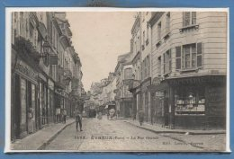 27 - EVREUX -- La Grande Rue - Evreux
