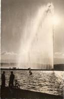 PostkaartZwitserland A593    Genéve Le Jet D'eau (120m) - Ohne Zuordnung