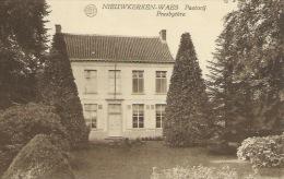 Nieuwkerken-Waas - Pastorij  ( Verso Zien ) - Sint-Niklaas