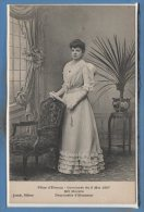 27 - EVREUX -- Fêtes D´Evreux - Cavalcade Ddu 5 Mai 1907 - Mlle Moretti - Evreux
