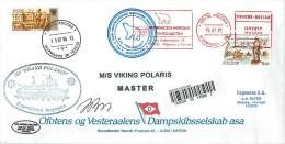 RUSSIA 2005. SHIP «Polaris» (MV «BRAND POLARIS»). Murmansk Shipping Company - Polar Ships & Icebreakers