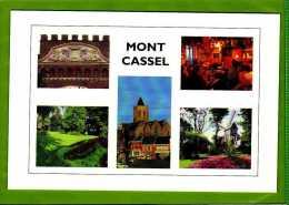 Mont De CASSEL  Multivues - Cassel