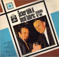 * LP *  MR. ACKER BILK & BENT FABRIC - COCKTAILS FOR TWO (Holland 1966 EX-!!!) - Jazz