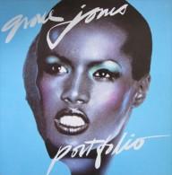 * LP *  GRACE JONES - PORTFOLIO (Germany 1977) - Soul - R&B