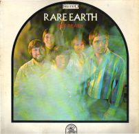 * LP *  RARE EARTH - GET READY (Holland 1970) - Rock