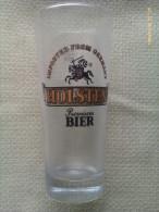 Vaso De Cerveza Holsten. Alemania - Vasos