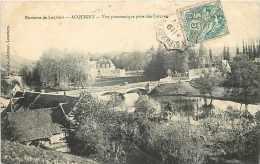 Eure - Ref  K 527   - Acquigny - Vue Panoramique Prise Des Coteaux  - Carte Bon état - - Acquigny