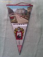 Banderín De Bilbao. País Vasco. España - Escudos En Tela