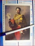 MILIAIRE MILITARIA REGIMENT HUSSARD Napoleon III Officier Second Empire école Saint Cyr Winterhalter - Uniformes