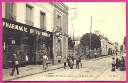 SAINT LEU - Grande Rue , Pharmacie  - L67 - Saint Leu La Foret