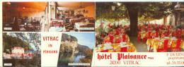 VITRAC - Hôtel Plaisance - Sarlat La Caneda