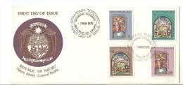 Carta De 1975 De Nauru - Nauru