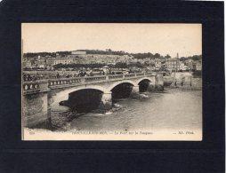 45338     Francia,    Trouville-sur-Mer,  Le  Pont Sur La  Touques,  NV - Trouville