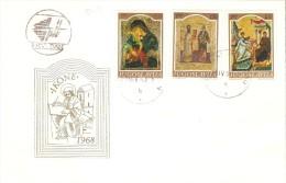 Carta De Yugoslavia De 1968 - Lettres & Documents