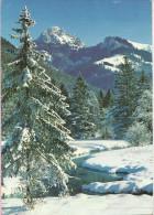 Happy New Year - Nature In Winter, 1976., Yugoslavia (ND, Serija 3) - New Year