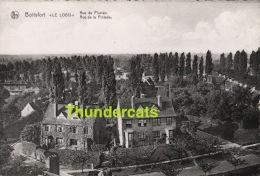 CPA WATERMAAL BOSVOORDE ** WATERMAEL BOITSFORT LE LOGIS **  RUE DU PLUVIER RUE DE LA PINTADE - Watermael-Boitsfort - Watermaal-Bosvoorde