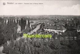 CPA WATERMAAL BOSVOORDE ** WATERMAEL BOITSFORT LE LOGIS **  PANORAMA VERS LE RACING STADIUM - Watermael-Boitsfort - Watermaal-Bosvoorde
