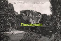 CPA WATERMAAL BOSVOORDE ** WATERMAEL BOITSFORT LE LOGIS **  VILLAS ET BUILDING DES 3 TILLEULS - Watermael-Boitsfort - Watermaal-Bosvoorde
