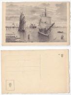 Ship Sailboat - Postcards