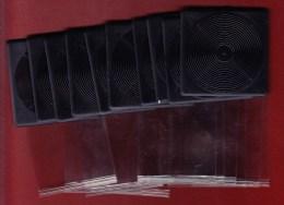 INLETTS POUR PIECE OU CAPSULE. DIAMETRE MAX: 48 Mm, AVEC PROTECTION, PAR 10. - Matériel