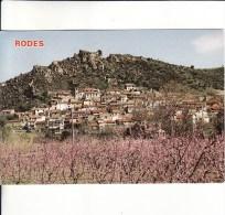 CPM  De  RODES  (66)  -  Vue Générale Du Village  //  TBE - Frankrijk