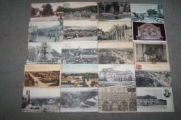 Débarras De Mes Cartes -Lot De 37 Cpa AUBE (dont Mussy /Seine -Champ De Tir, Marnay /seine - Pont, Rigny Le Ferron - Vue - Non Classificati