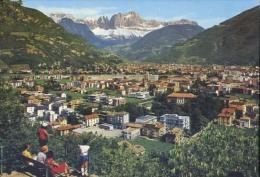 Bolzano - Panorama Verso Il Catinaccio - Formato Grande Non Viaggiata - D2 - Bolzano (Bozen)