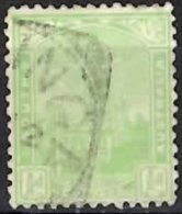 SOUTH AUSTRALIA 1899 GPO 0.5d Perf 13 Used - 1855-1912 South Australia