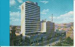 Chihuahua Mexico - Banco Provincial - Hotel Palacio Hilton - Bank - Unused - Mexico