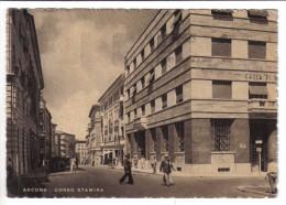 ANCONA  Corso Stamira -  F.G. - Anni '1940 - Ancona