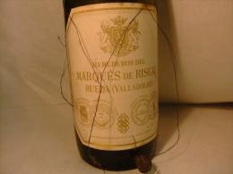 VINO BLANCO MARQUES DE RISCAL  VINTAGE - Vino