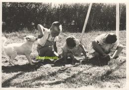 ANCIENNE PHOTO PETIT GARCON ** VINTAGE PHOTO YOUNG BOY - Personnes Anonymes