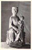 33] Gironde-33490 NOTRE DAME De VERDELAIS  La Statue Miraculeuse (RELIGION Vierge à L'Enfant  SCULPTURE Sur Bois) - Verdelais