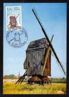 N° 2042 - Moulin De STEENVOORDE  /  12.05.1979 - 1970-79