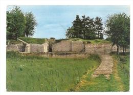 Cp, 16, Chabanais, Les Ruines Gallo-Romaines De Chassenon - France
