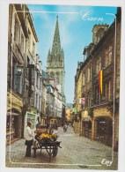 CAEN - LA RUE FROIDE RESERVEE AUX PIETONS - Ed. LE GOUBEY - Caen