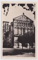 (RECTO / VERSO) JARNAC EN 1952 - N° 3 - L' EGLISE SAINT PIERRE - Jarnac