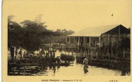 CPA  (AFRIQUE ) CONGO FRANCAIS  Mossoka - Congo Français - Autres