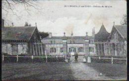 18 - PREUILLY SUR CHER - CHATEAU DE BILLERAT - France