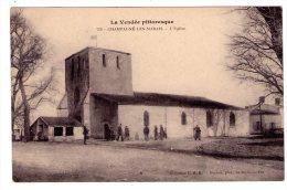 Champagné Les  Marais - L'Eglise - Scan Recto-verso - Frankrijk