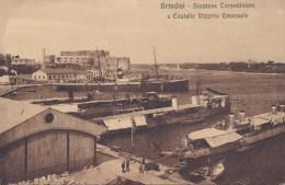 Italie. Brindisi. Stazione Corpediniere - Brindisi