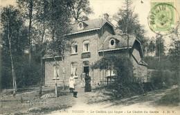 Roisin - Le Caillou Qui Bique  - Le Chalet Du Garde  -190? ( Voir Verso ) - Honnelles