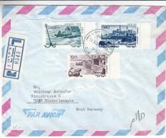 Port - Encre - Israël - Lettre Recommandée De 1967 ° - Oblitération Bet Dagan - Israël