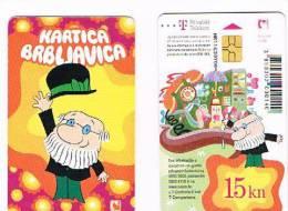 CROAZIA (CROATIA) - CHIP  - T HT 2006  KARTICA BRBLJAVICA   - USED -  RIF. 6783 - Croazia