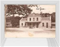 CPA  27  LES ANDELYS  / LA GARE - Les Andelys