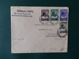 A4048   LETTRE  POUR LA FRANCE  1937 - Unclassified