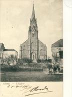 Ethe - L'Eglise -1905 ( Voir Verso ) - Virton