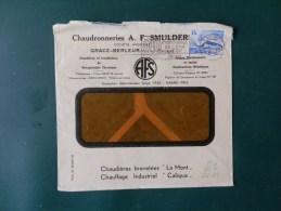 A4059  LETTRE POUR L'ETRANGER  1930 - België